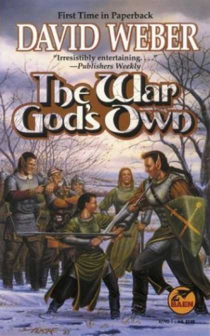 Bestselling Sci-Fi/ Fantasy (2006) - The War God's Own by Weber