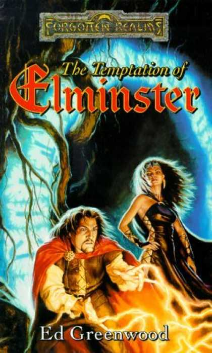 Bestselling Sci-Fi/ Fantasy (2006) - The Temptation of Elminster (Forgotten Realms: Elminster) by Ed Greenwood
