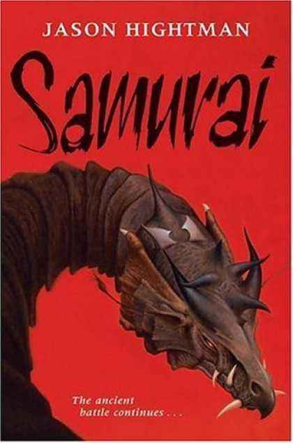 Bestselling Sci-Fi/ Fantasy (2006) - Samurai by Jason Hightman