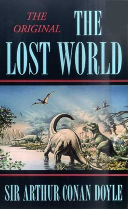 Bestselling Sci-Fi/ Fantasy (2006) - The Lost World (Tor Classics) by Sir Arthur Conan Doyle