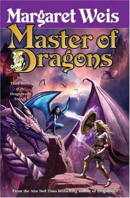 Bestselling Sci-Fi/ Fantasy (2006) - Master of Dragons (The Dragonvarld Trilogy, Book 3) (Dragonvarld Trilogy) by Mar