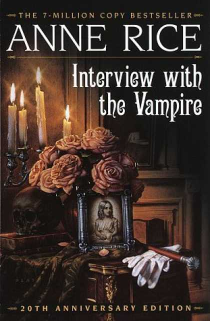Bestselling Sci-Fi/ Fantasy (2006) - Interview with the Vampire by Anne Rice