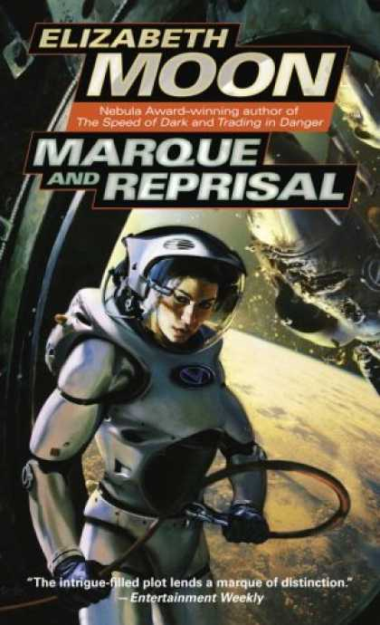 Bestselling Sci-Fi/ Fantasy (2006) - Marque and Reprisal by Elizabeth Moon