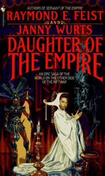 Bestselling Sci-Fi/ Fantasy (2006) - Daughter of the Empire by Raymond Feist