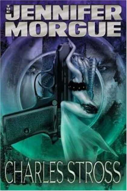 Bestselling Sci-Fi/ Fantasy (2006) - The Jennifer Morgue by Charles Stross