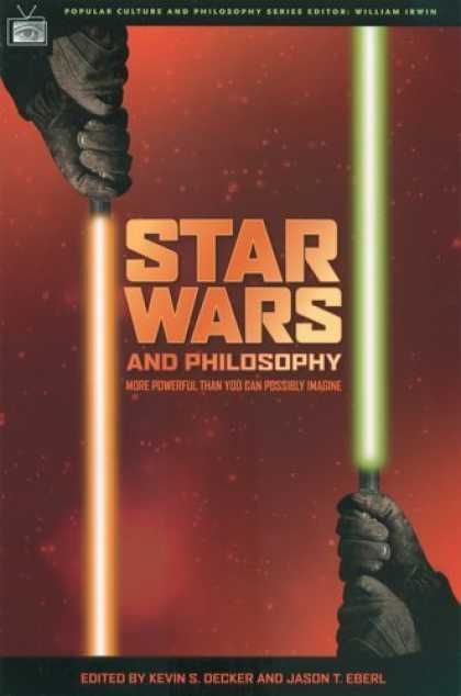 Bestselling Sci-Fi/ Fantasy (2006) - Star Wars and Philosophy (Popular Culture and Philosophy)