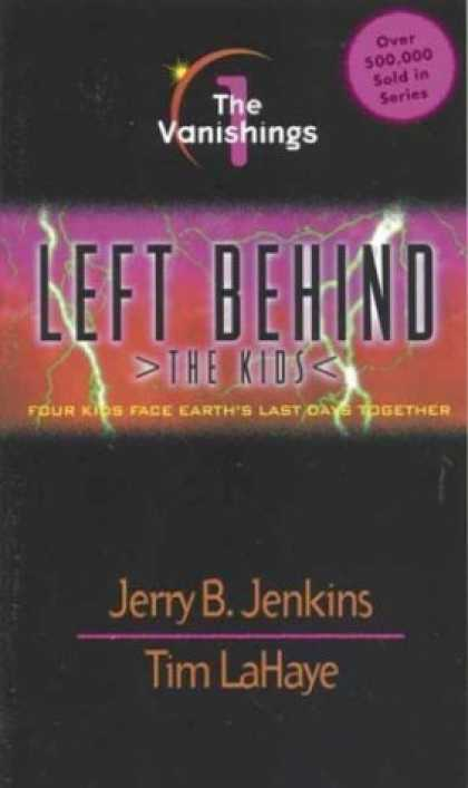 Bestselling Sci-Fi/ Fantasy (2006) - The Vanishings (Left Behind: The Kids #1) by Jerry B. Jenkins