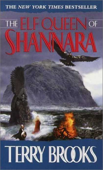 Bestselling Sci-Fi/ Fantasy (2006) - The Elf Queen of Shannara (Heritage of Shannara, Book 3) by Terry Brooks