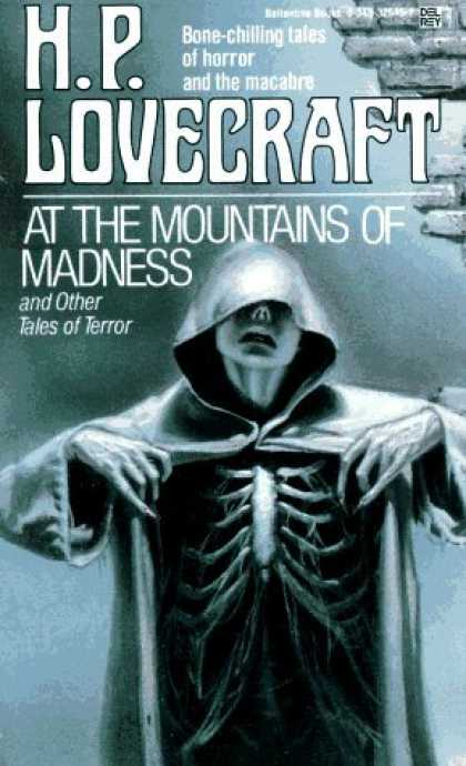 Bestselling Sci-Fi/ Fantasy (2006) - At the Mountains of Madness and Other Tales of Terror by H. P. Lovecraft