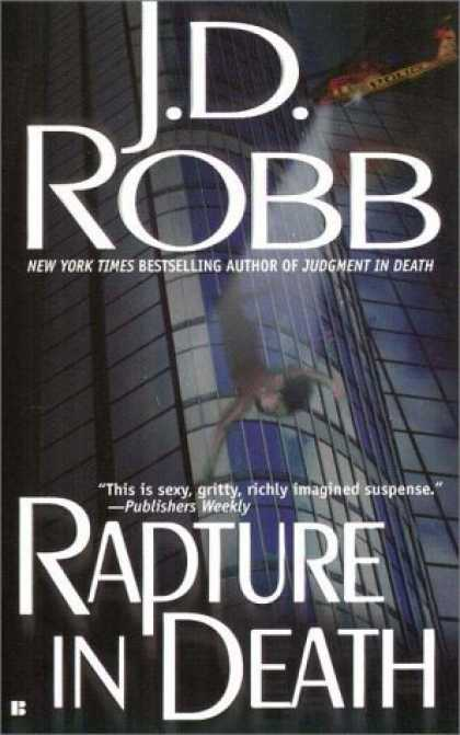 Bestselling Sci-Fi/ Fantasy (2006) - Rapture in Death (In Death (Paperback)) by J. D. Robb