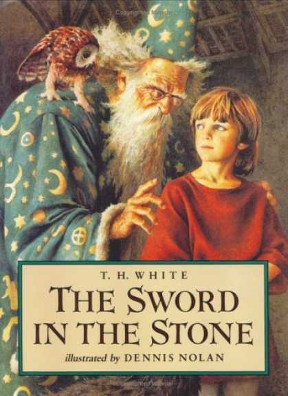 Bestselling Sci-Fi/ Fantasy (2006) - The Sword in the Stone by T. H. White