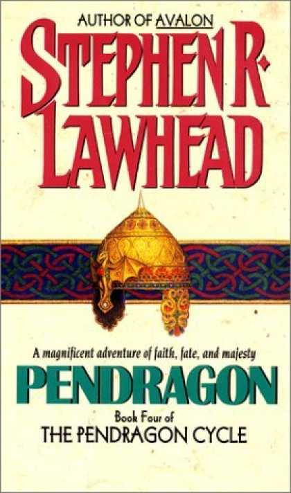 Bestselling Sci-Fi/ Fantasy (2006) - Pendragon: Book Four of the Pendragon Cycle by Stephen R. Lawhead