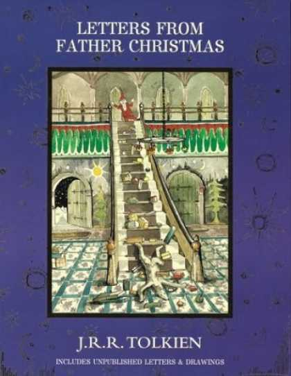 Bestselling Sci-Fi/ Fantasy (2006) - Letters from Father Christmas, Revised Edition by J.R.R. Tolkien