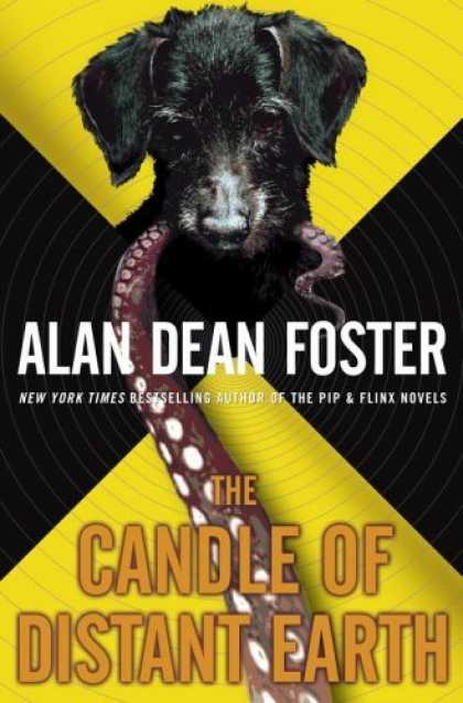Bestselling Sci-Fi/ Fantasy (2006) - The Candle of Distant Earth by Alan Dean Foster