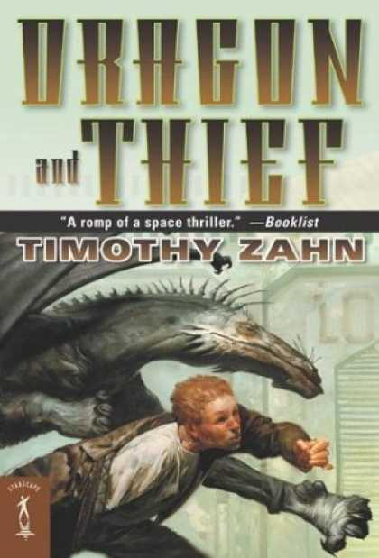 Bestselling Sci-Fi/ Fantasy (2006) - Dragon and Thief (Dragonback) by Timothy Zahn