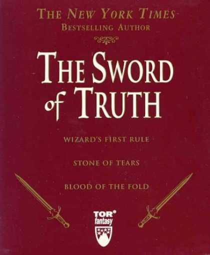 Bestselling Sci-Fi/ Fantasy (2006) - The Sword of Truth, Boxed Set I, Books 1-3: Wizard's First Rule, Blood of the Fo