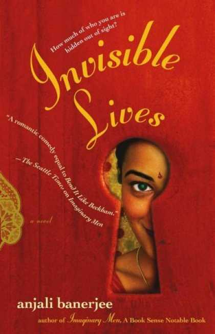 Bestselling Sci-Fi/ Fantasy (2006) - Invisible Lives by Anjali Banerjee