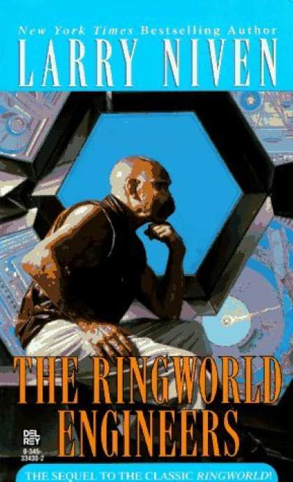 Bestselling Sci-Fi/ Fantasy (2006) - Ringworld Engineers by Larry Niven
