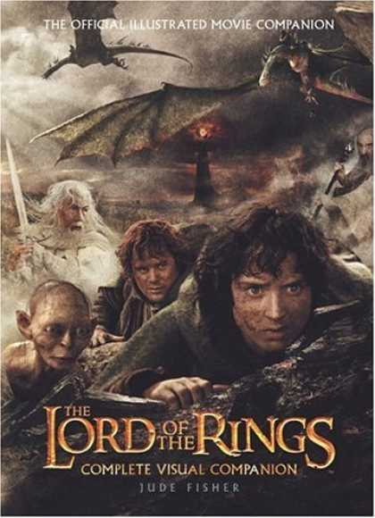 Bestselling Sci-Fi/ Fantasy (2006) - The Lord of the Rings Complete Visual Companion by Jude Fisher