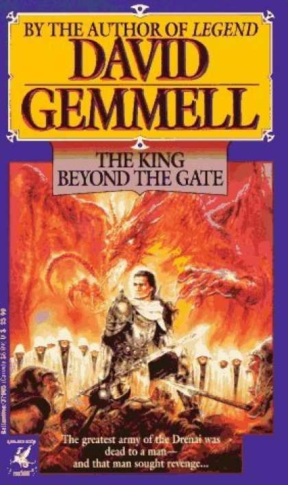 Bestselling Sci-Fi/ Fantasy (2006) - The King Beyond the Gate (Drenai Tales, Book 2) by David Gemmell