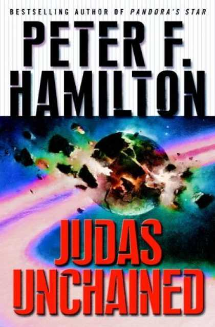 Bestselling Sci-Fi/ Fantasy (2006) - Judas Unchained by Peter F. Hamilton