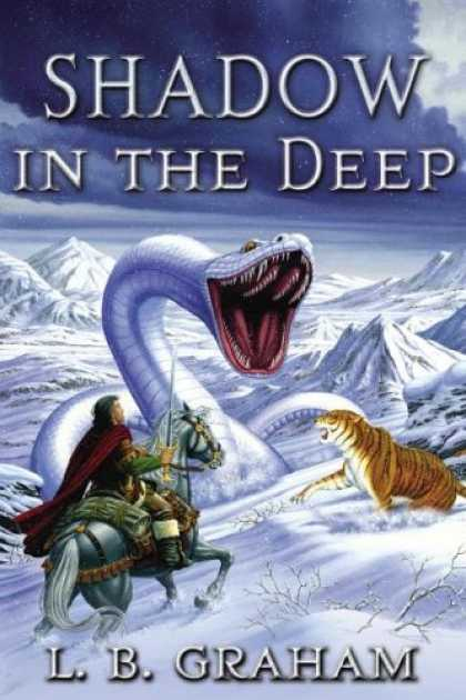 Bestselling Sci-Fi/ Fantasy (2006) - Shadow in the Deep (Binding of the Blade) by L. B. Graham