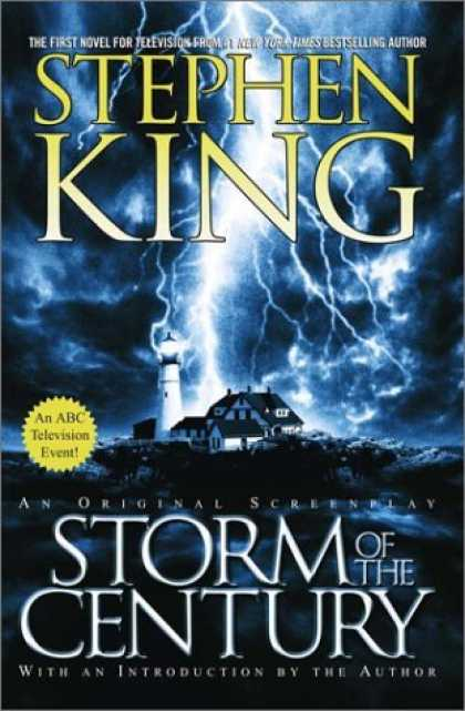 Bestselling Sci-Fi/ Fantasy (2006) - Storm of the Century: An Original Screenplay by Stephen King