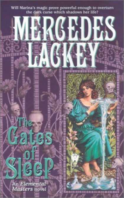 Bestselling Sci-Fi/ Fantasy (2006) - The Gates of Sleep by Mercedes Lackey