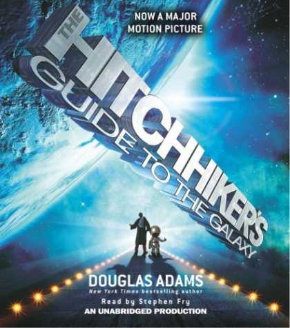 Bestselling Sci-Fi/ Fantasy (2006) - The Hitchhiker's Guide to the Galaxy by Douglas Adams