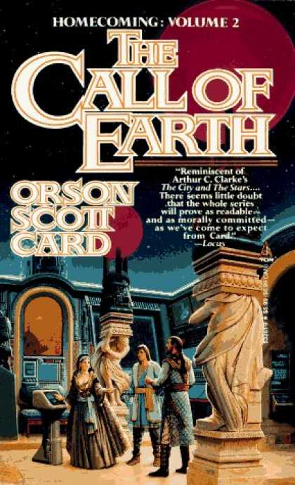 Bestselling Sci-Fi/ Fantasy (2006) - The Call of Earth by Orson Scott Card