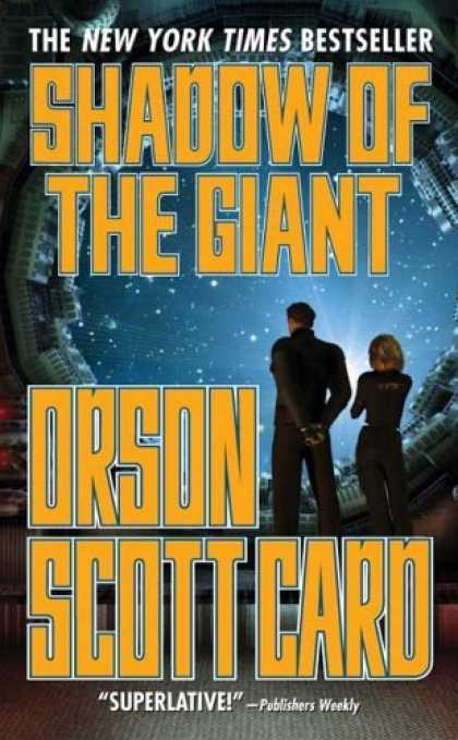 Bestselling Sci-Fi/ Fantasy (2006) - Shadow of the Giant (Ender, Book 8) (Ender's Shadow) by Orson Scott Card