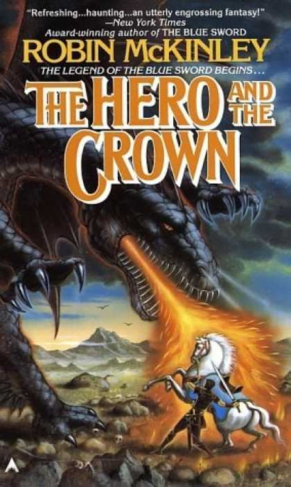 Bestselling Sci-Fi/ Fantasy (2006) - The Hero and the Crown by Robin McKinley