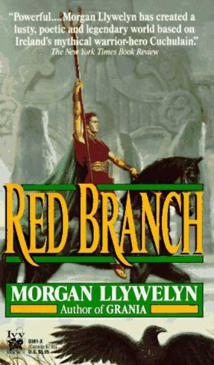 Bestselling Sci-Fi/ Fantasy (2006) - Red Branch by Morgan Llywelyn
