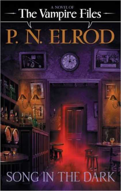 Bestselling Sci-Fi/ Fantasy (2006) - A Song In The Dark (Book 11) (The Vampire Files) by P. N. Elrod