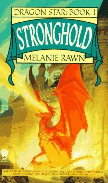 Bestselling Sci-Fi/ Fantasy (2006) - Stronghold (Dragon Star, Book 1) by Melanie Rawn