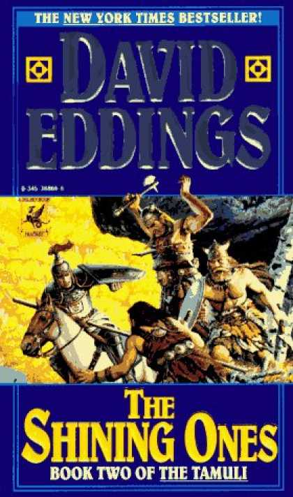 Bestselling Sci-Fi/ Fantasy (2006) - The Shining Ones (Book Two of The Tamuli) by David Eddings