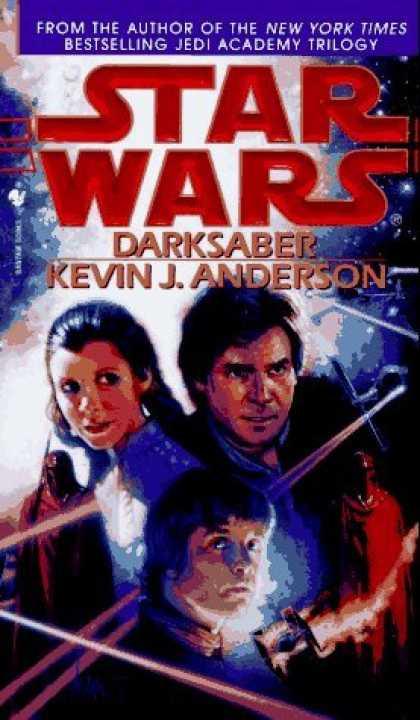 Bestselling Sci-Fi/ Fantasy (2006) - Darksaber (Star Wars) by Kevin Anderson