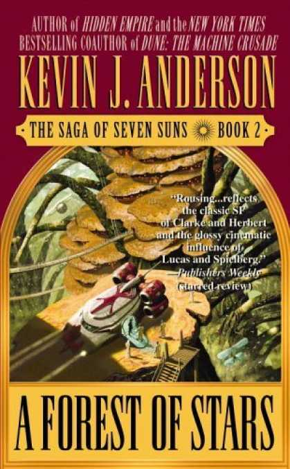 Bestselling Sci-Fi/ Fantasy (2006) - A Forest of Stars by Kevin J. Anderson