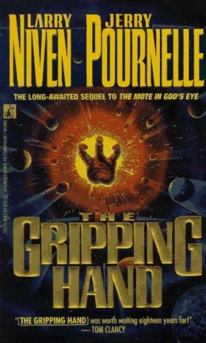 Bestselling Sci-Fi/ Fantasy (2006) - The Gripping Hand by Larry Niven