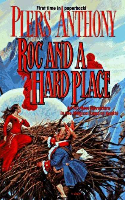 Bestselling Sci-Fi/ Fantasy (2006) - Roc and a Hard Place by Piers Anthony