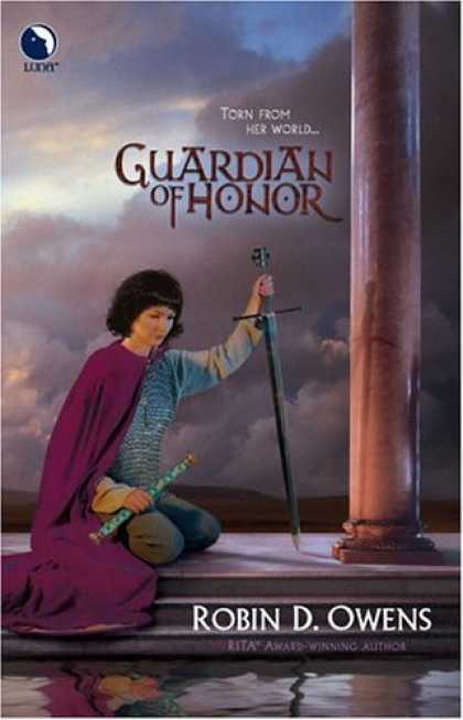 Bestselling Sci-Fi/ Fantasy (2006) - Guardian Of Honor by Robin D. Owens