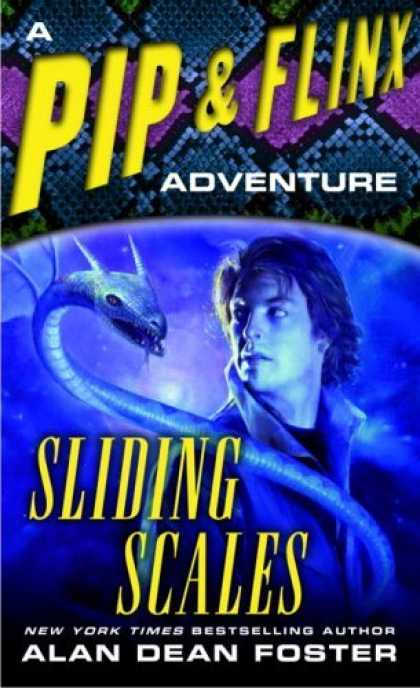 Bestselling Sci-Fi/ Fantasy (2006) - Sliding Scales (A Pip & Flinx Adventure) by Alan Dean Foster