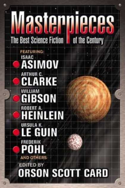Bestselling Sci-Fi/ Fantasy (2006) - Masterpieces: The Best Science Fiction of the 20th Century