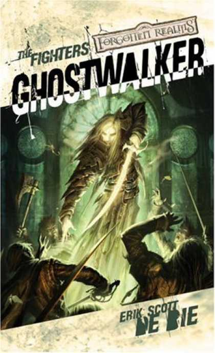 Bestselling Sci-Fi/ Fantasy (2006) - Ghostwalker (The Fighters) by Erik Scott de Bie