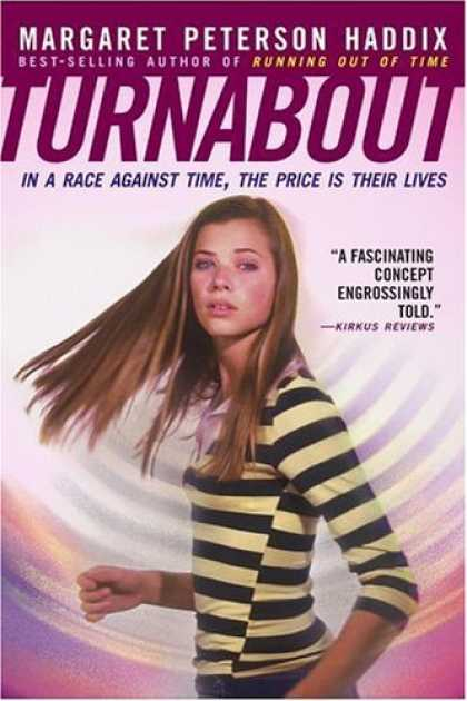 Bestselling Sci-Fi/ Fantasy (2006) - Turnabout by Margaret Peterson Haddix