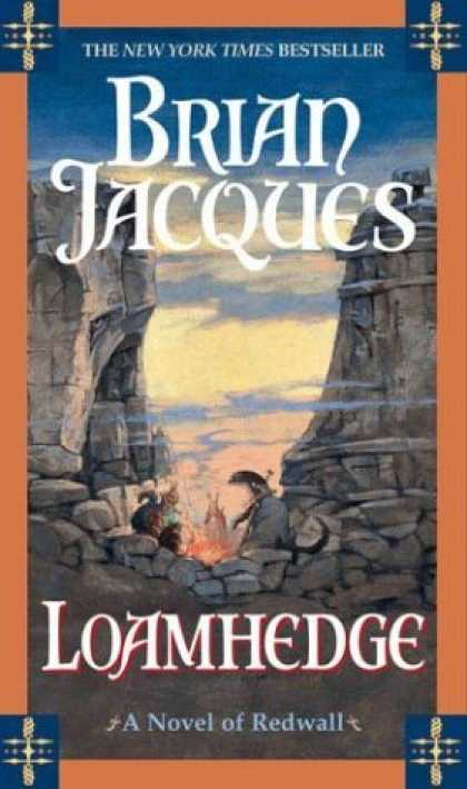 Bestselling Sci-Fi/ Fantasy (2006) - Loamhedge (Redwall, Book 16) by Brian Jacques