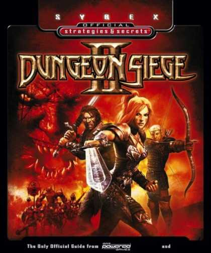 Bestselling Sci-Fi/ Fantasy (2006) - Dungeon Siege II: Sybex Official Strategies and Secrets (Sybex Official Strategi