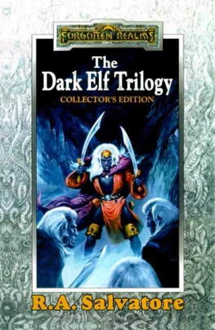 Bestselling Sci-Fi/ Fantasy (2006) - The Dark Elf Trilogy, Collector's Edition by R. A. Salvatore