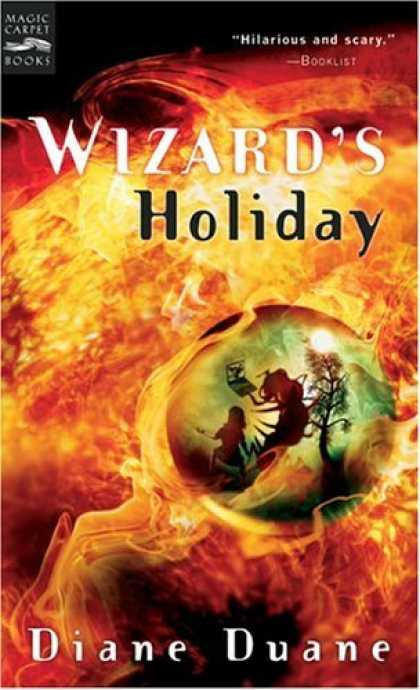 Bestselling Sci-Fi/ Fantasy (2006) - Wizard's Holiday: The Seventh Book in the Young Wizards Series by Diane Duane
