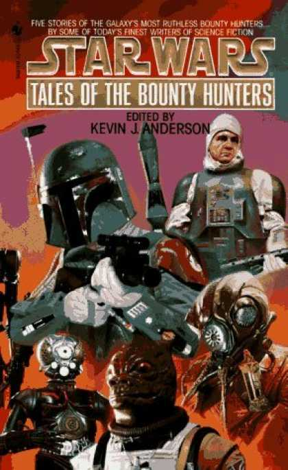 Bestselling Sci-Fi/ Fantasy (2006) - Tales of the Bounty Hunters: Star Wars (Star Wars (Random House Paperback)) by K